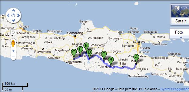 Image Result For Travel Kediri Jogja