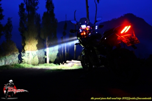 pulsar headlamp so bright