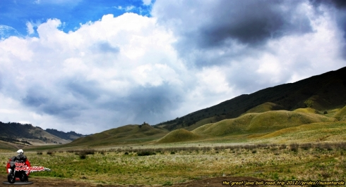 teletubbies land bromo