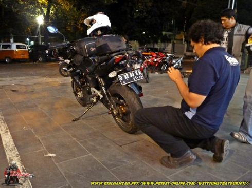 touring persiapan