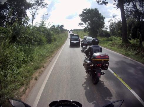 PRIDES road to jambi