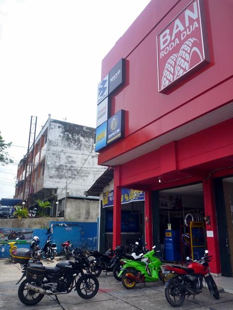Bajaj Palembang