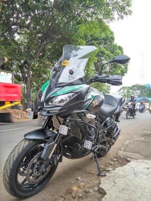 Verys modifikasi syndicate motor